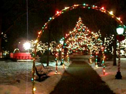 north school park christmas display arlington heights il
