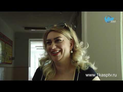 Тестирование членов участковой избирательной комиссии с правом решающего голоса состоялось в Каспийс