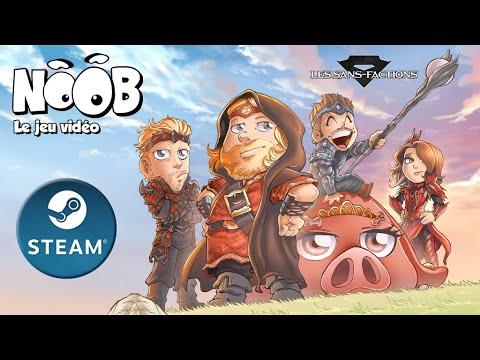 JEU VIDÉO NOOB - Dispo sur Steam - Mini trailer 2