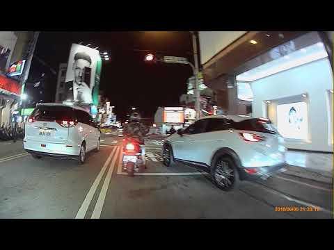 PX大通GX1車規級雙鏡機車記錄器,給我行車安全全紀錄!(前鏡頭)
