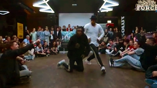BOUBOO & NELSON | Hip Hop & Popping Judge Showcase