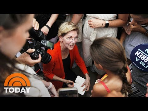 Children Pressing 2020 Presidential Candidates On Guns | TODAY