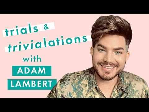 Adam Lambert Has No Idea When His For Your Entertainment Album Was Released | Cosmopolitan UK