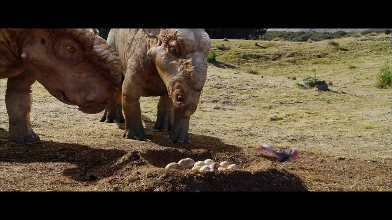 "... with Dinosaurs: The 3D Movie | ""Egg-Hatching"" 