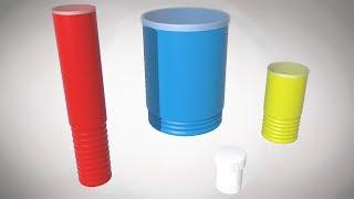 Calvin Zick & Scott Piernot | Depth Adjustable Container