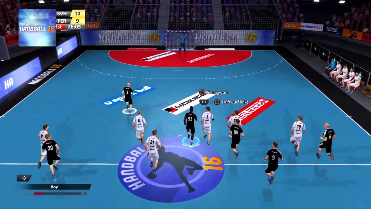 Ps4 Handball