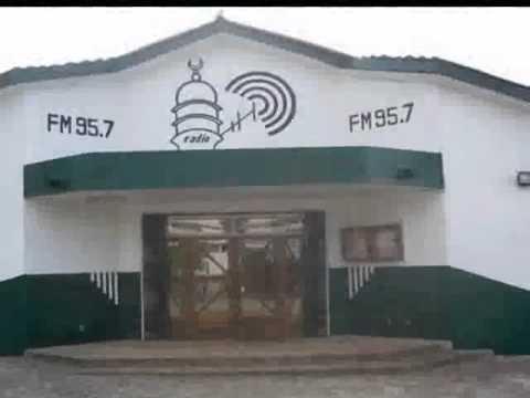 Sanogo_Salahodine_ Radio-al-bayane 95.7 FM_Côte d'Ivoire