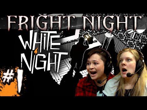 FRIGHT NIGHT: White Night (#1) Hannah's Creepy Photos