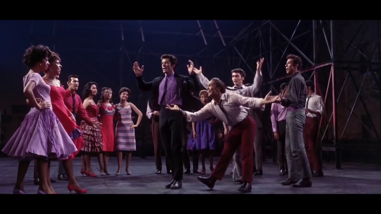 America West Side Story Spanish Subtitles Youtube