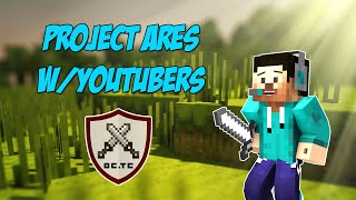 Minecraft Project Ares w/YouTubers | Maranga cane ...
