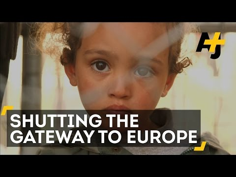 Has The Gateway To Europe Been Shut To Refugees?