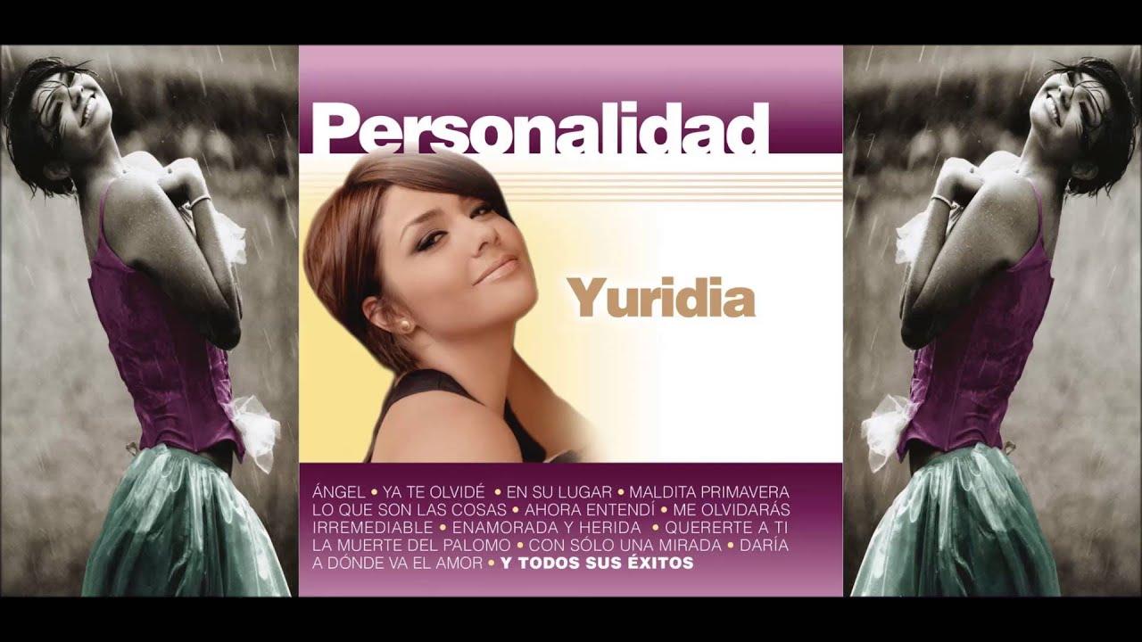 musica de yuridia irremediable