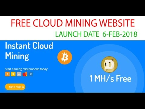 Free Cloud Mining Website | Speed Mine | Free 1 Mh/s Mining Power - Earn Free Crypto Currency