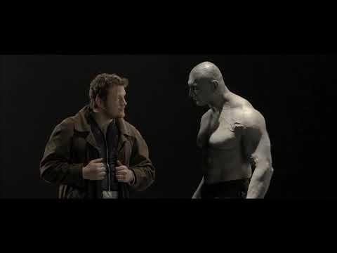 Guardians of the Galaxy | Chris Pratt & Dave Bautista screen test