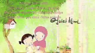 """Tugas B.Sunda Sajak """"Indung"""" Mela Pratiwi"""