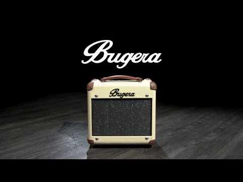 Bugera BC15 Vintage Practice Amp | Gear4music demo