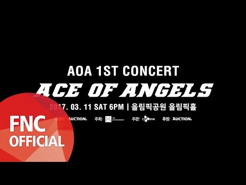 2017 AOA 1ST CONCERT [ACE OF ANGELS] IN SEOUL_SPECIAL ID