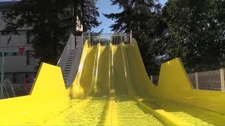 VILLE D'AVALLON (89200) Réouverture de la piscine municipale.