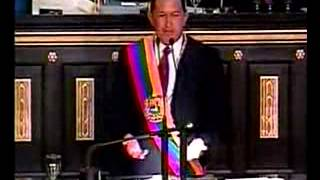 LEGADO DEL CMDTE. Chávez en Discurso el 02-02-1999 desde El Congreso 1-1
