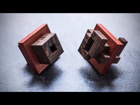 The Little Dance Puzzle - Wooden Perfection