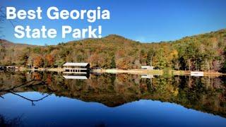 BEST GEORGIA STATE PĄRK   Vogel State Park   North Georgia Mountains   Georgia State Parks