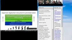 Oppiminen Online - Ammatillisen koulutuksen digiuutiset