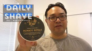 The Daily Shave - Monaco Royale by Wholly Kaw