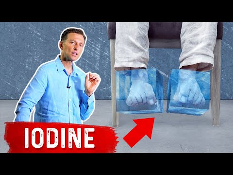 Cold Feet? Don't Forget Iodine