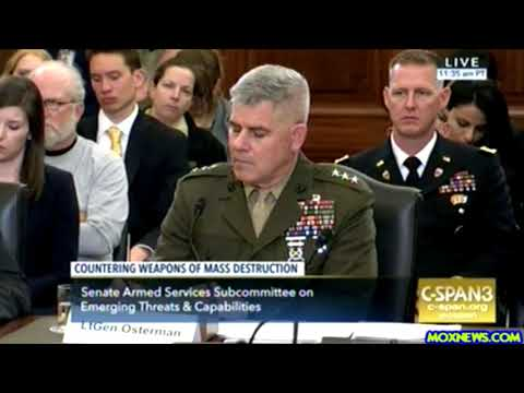 Oversight Hearing On Defense Department's Countering Weapons Of Mass Destruction Efforts