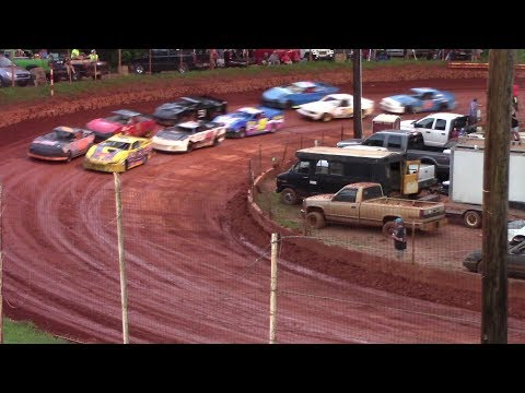 Winder Barrow Speedway Stock Four Cylinders A's 6/16/18