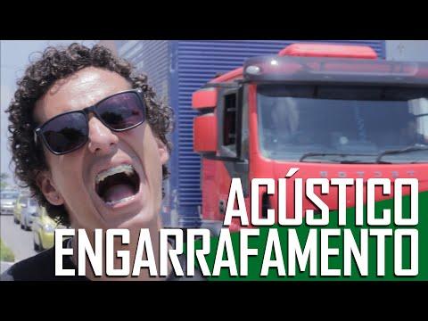 ACÚSTICO DO DIA A DIA: ENGARRAFAMENTO (Canal ixi)