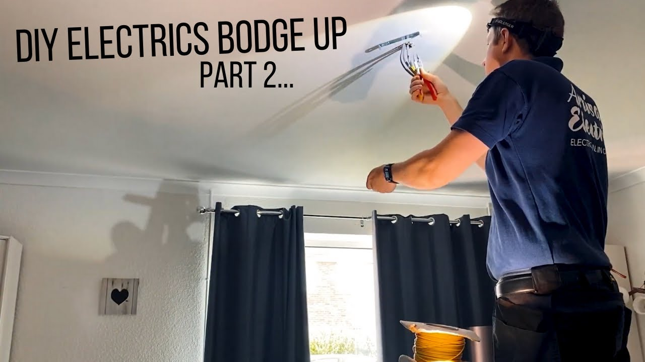 DIY Electrics Bodge Up - Part 2