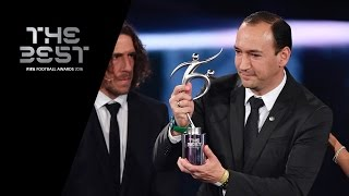 FIFA FAIR PLAY AWARD 2016 - Atletico Nacional