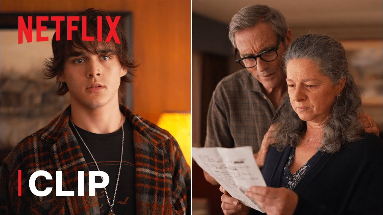 """Unsaid Emily"" Clip | Julie and the Phantoms | Netflix Futures"