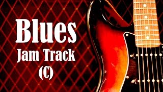 chicago blues backing track c solo tab notation