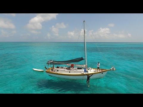 Exploring Belize, Tobacco Caye area