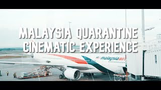 Malaysia Quarantine Vlog Cinematic Experience | Melbourne to Kuala Lumpur | 25/07/2020