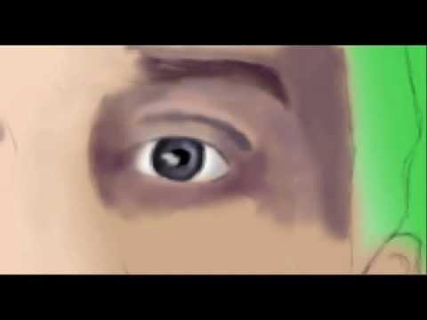Speed Painting – Norman fait des vidéos
