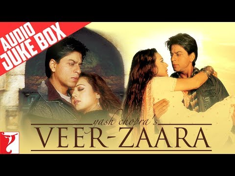 Veer-Zaara Audio Jukebox | Late Madan Mohan | Shah Rukh Khan | Preity Zinta