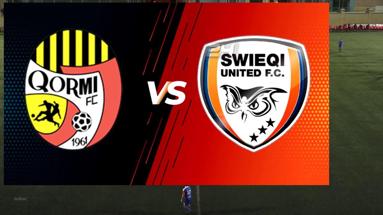 HATRICK and a GLORIOUS FREE KICK - Swieqi United Fc vs Qormi Fc