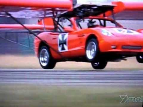 Free Car History Report >> Monster Garage Flying Car April 19th 2012 Flying Car ...
