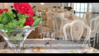 Promozione Sposi Pantheon Ricevimenti Corato