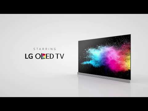 Bring Cinema Home - LG OLED TV
