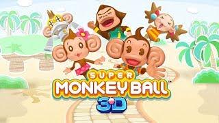 Super Monkey Ball 3D | Live Playthrough