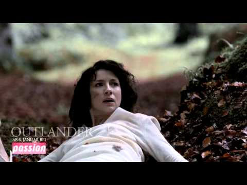 Outlander Trailer 2 RTL Passion Deutsch, Sam Heughan und Caitriona Balfe