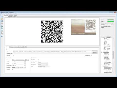 Identify Objects - with TEC-IT