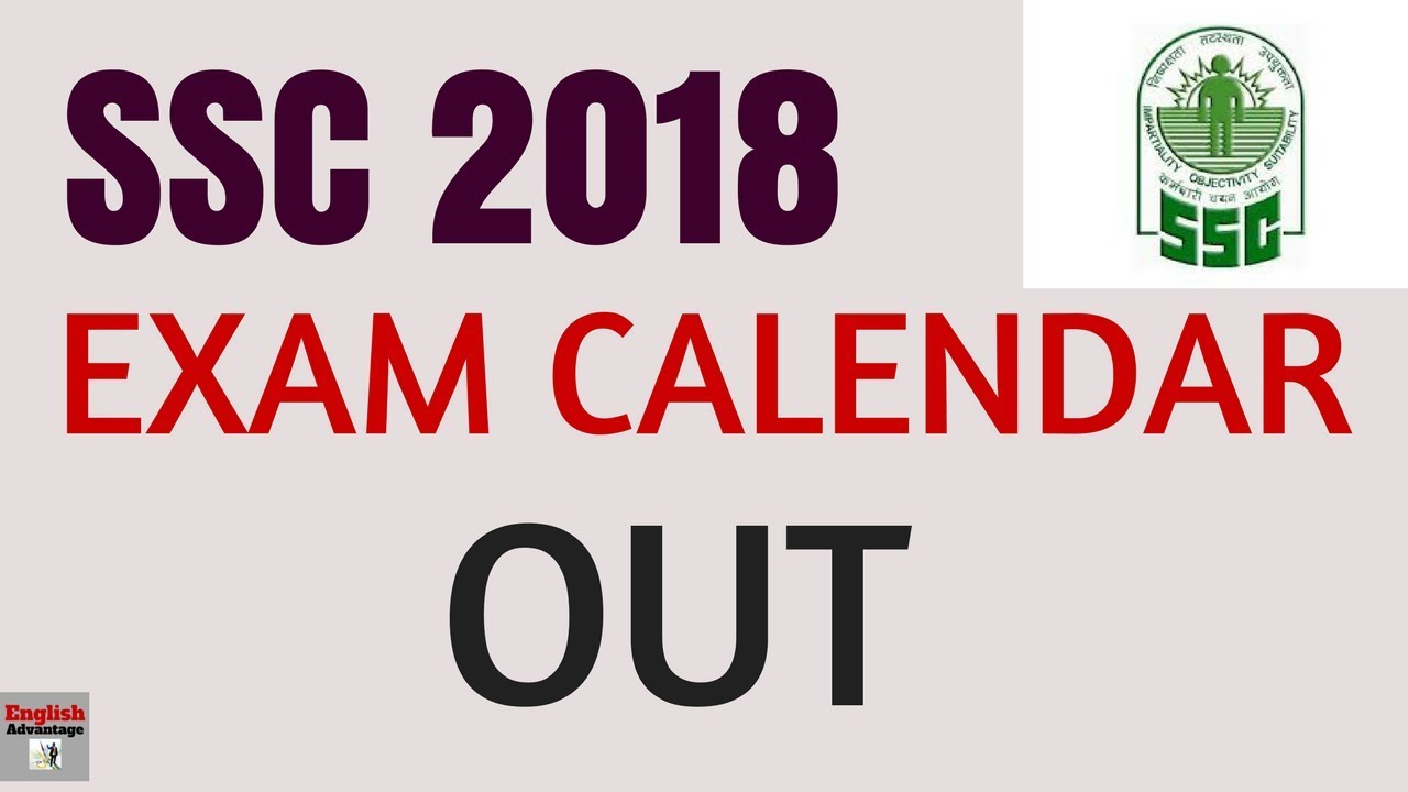 Ssc 2018 Exam Calendar Out Dates Postponed Must Watch Youtube Jgos17 Sony Headphones Mdr Zx110 Ap Black Premium