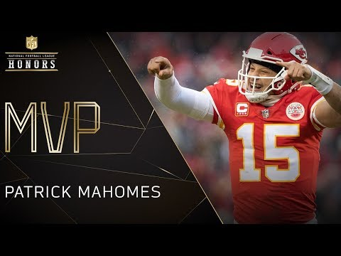 Paul Rudd Presents the MVP Award! | 2019 NFL Honors