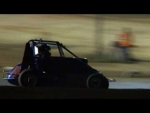 Paul Richards Hamlin Speedway 600 9/17/16