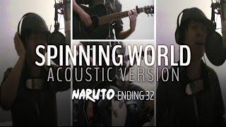 Скачать Sumashu Spinning World Acoustic Version Naruto ED 32